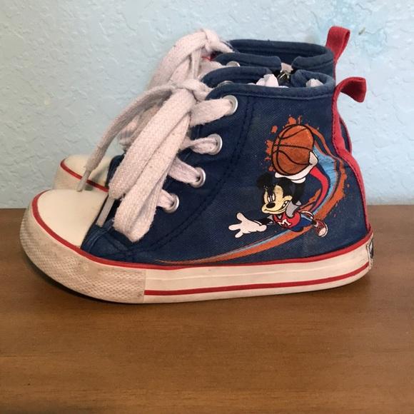 Disney store Mickey sneakers
